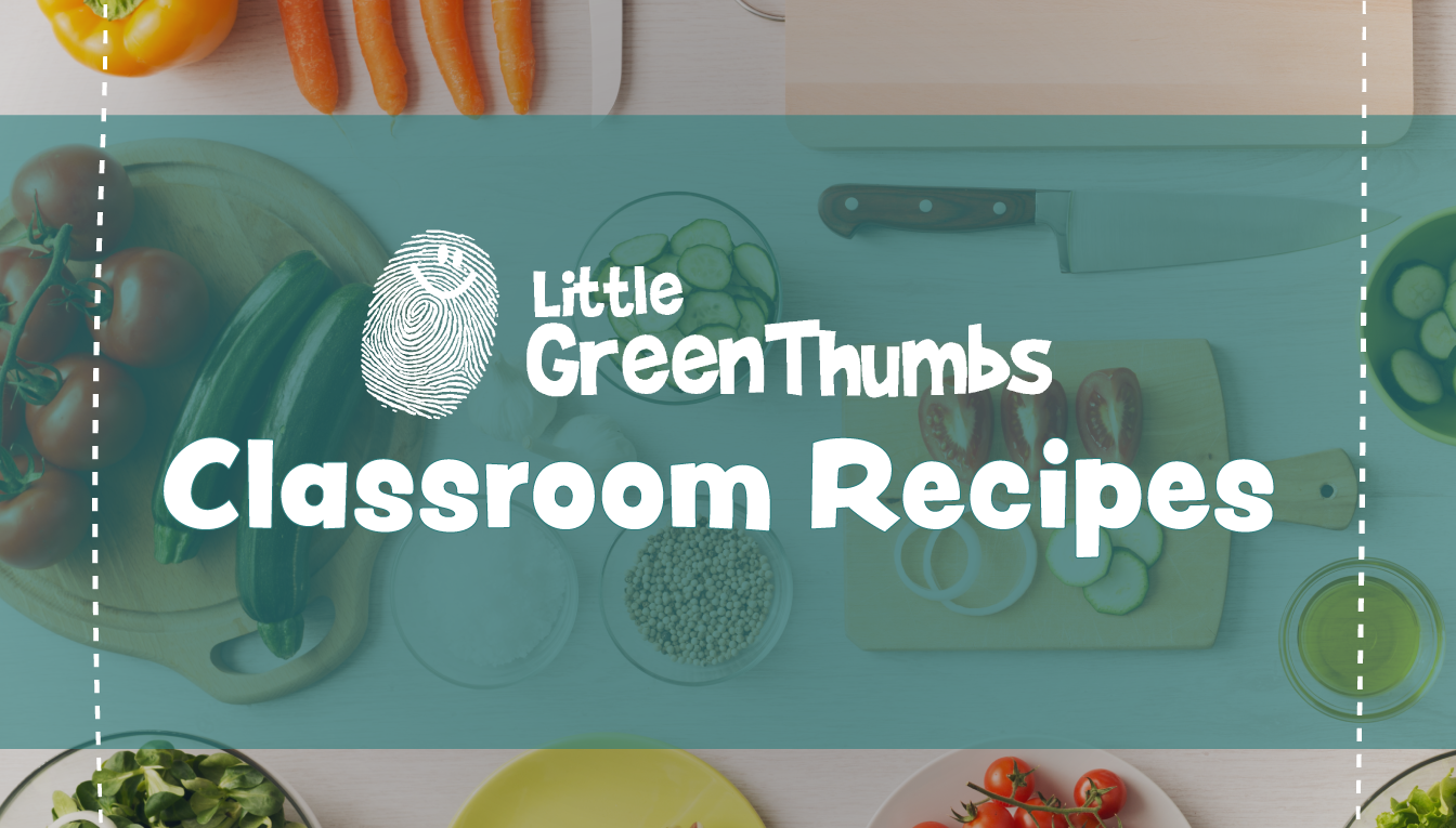 Little Green Thumbs Recipe Book Launch