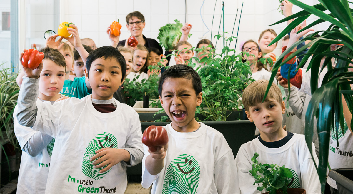 Little Green Thumbs celebrates 10 years