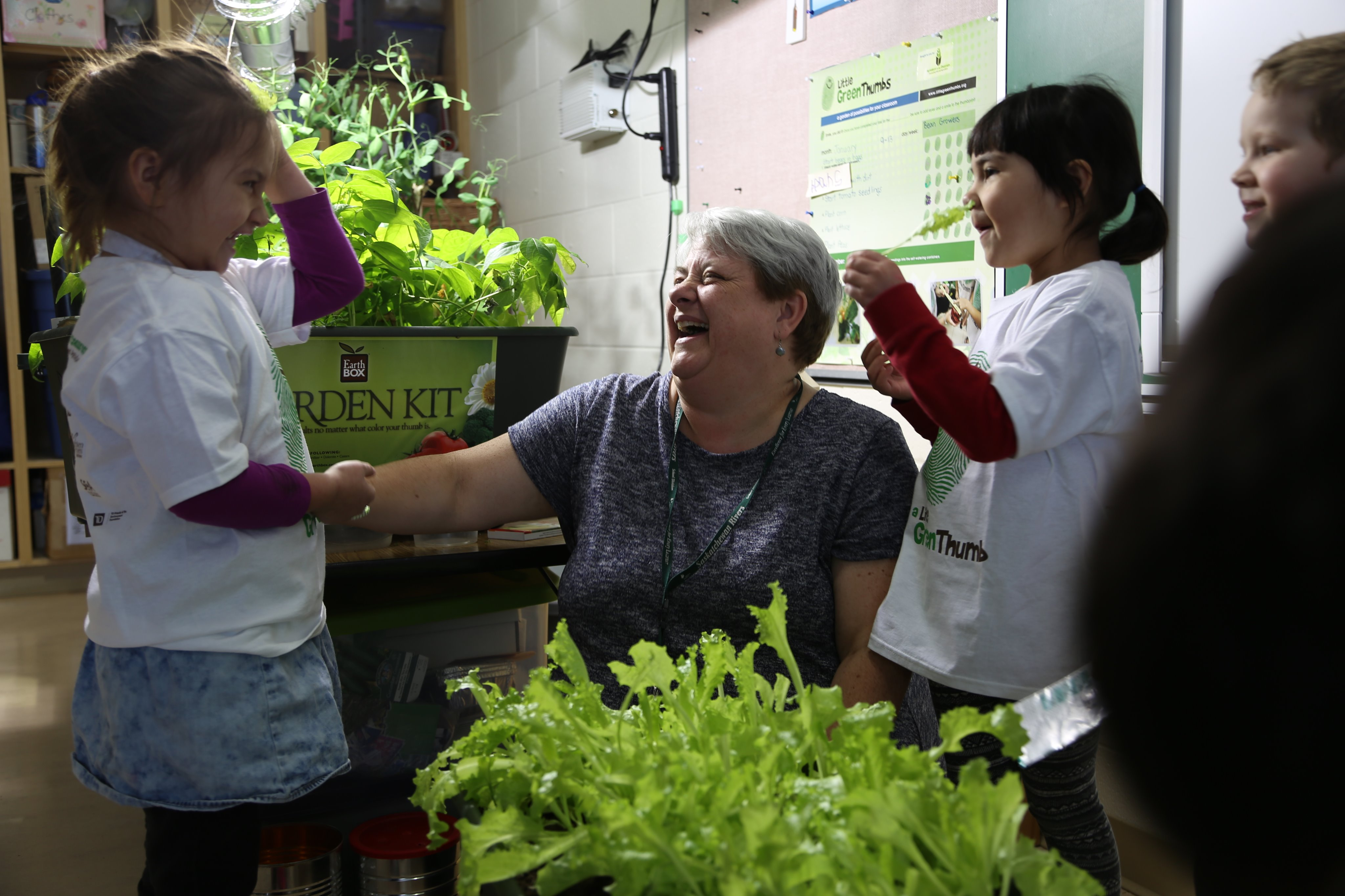 Social and emotional wellbeing: Gardens can Help!